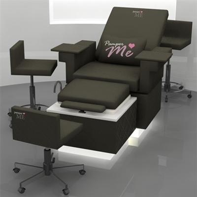 Salon Pedicure Spa Chairs