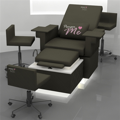 Pamperme Pedicure Chair Amp Foot Spa