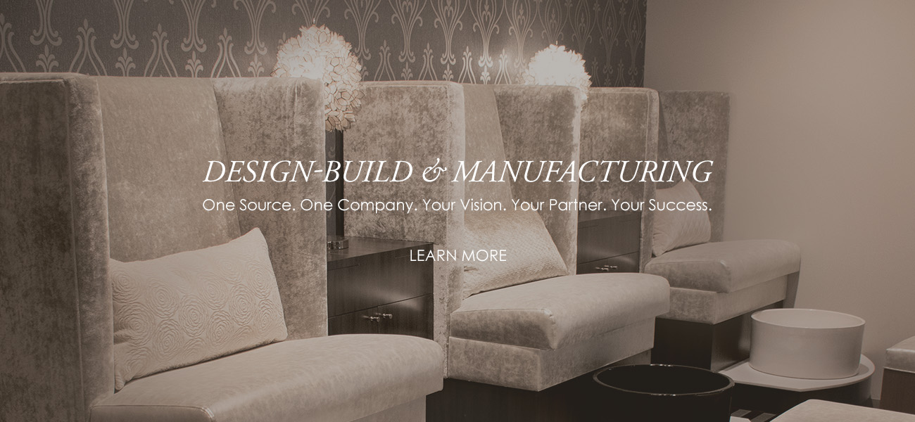 Local Interior Design And Build Firm For Salon And Spas