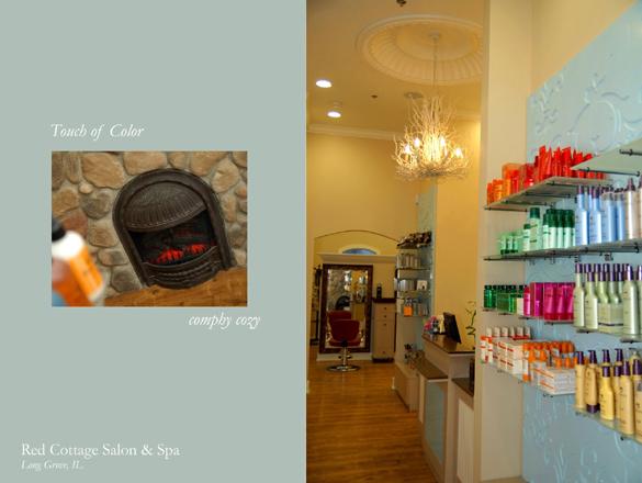 salon design & salon interiors portfolio